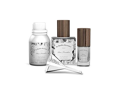 Le Jardin RETROUVE Le Necessaire Eau de Parfum Rose Trocadéro 125 ml