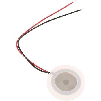 atomizzatore in Ceramica Mist Maker trasduttore Accessori 1.70 MHz D25 mm AILOVA Umidificatore a ultrasuoni umidificatore con sensore piezoelettrico