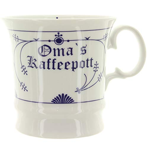 Tasse Omas Kaffeepott