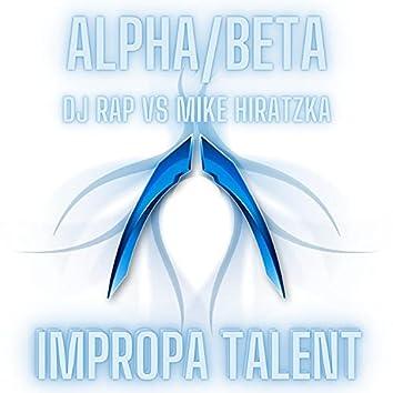 Alpha / Beta