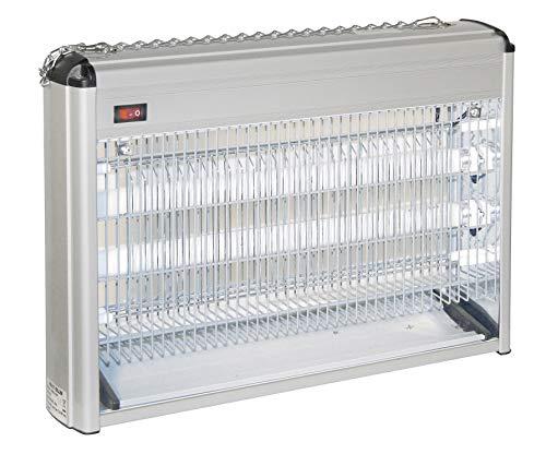 Kerbl 299950 Elektrischer Fliegenvernichter EcoKill, 2 x 15W