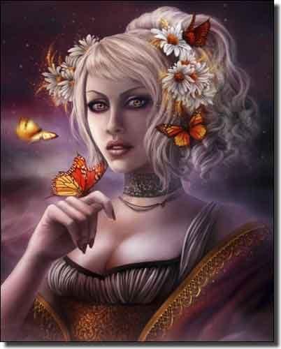 After Dusk by Gracjana Zielinska Figurative Lowest price challenge Ceramic Butterfly - Import