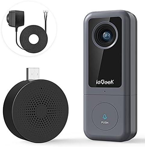 Top 10 Best video door bell camera wi-fi Reviews