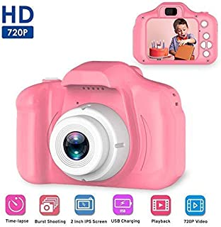 VBE 2 Inch Color IPS Screen 8MP 1080P HD Digital Camera for Kids