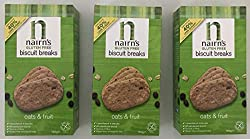 Great source of fibre 4 Pouches of 4 biscuits per pack 46 Calories per biscuit Perfect for a cheeky snack or to share with friends Suitable for coeliacs