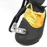 Protege Chaussure Moto, Accessoire Protection Selecteur De Vitesse pour Botte Ou Chaussure Moto Equipement Réglable pour Motard