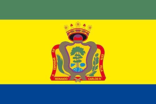 magFlags Bandera Large Ayuntamiento de Campillo de Aranda Burgos   Bandera Paisaje   1.35m²   90x150cm