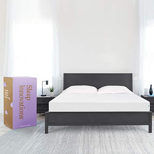 Sleep Innovations 8 Inch Marley King Mattress