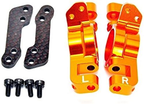 diseños exclusivos HOBAO HYPER SS CAGE GTB CNC CNC CNC STEERING KNUCKLE SET  comprar ahora