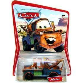 Disney Pixar Cars Mater the Tow Truck Series One 1st Series Mattel by Mattel