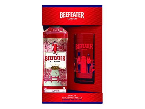 Beefeater London Dry Gin 700 ml + vaso de Regalo