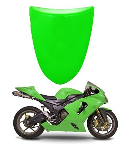Artudatech Motocicleta Funda para Asiento Trasero Carenado, Moto Rear Seat Cowl Moto Colin para KAWASA-KI ZX6R ZX 6R 2005 2006