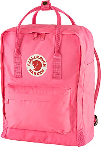 Fjällräven Unisex-Adult Kånken Sports Backpack, Flamingo Pink, One Size