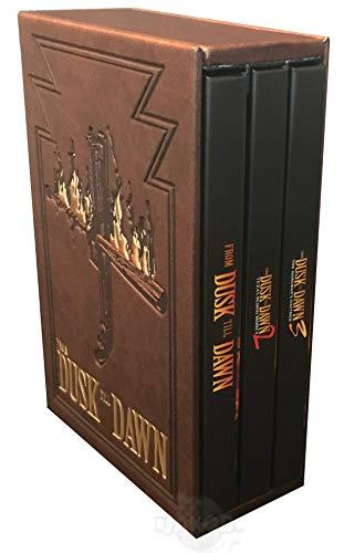 From Dusk till Dawn - Trilogy - (3 Mediabooks in einer Lederbox aus Lederimitat) - Limitiert und nummeriert auf 666 Stück [Blu-ray]