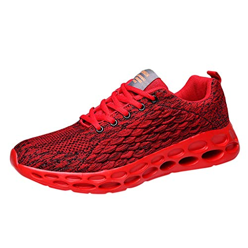 Great Value Mens Well Made Running Shoe Sneakers Ultra Lightweight Breathable Athletic Running Walking Casual Shoes