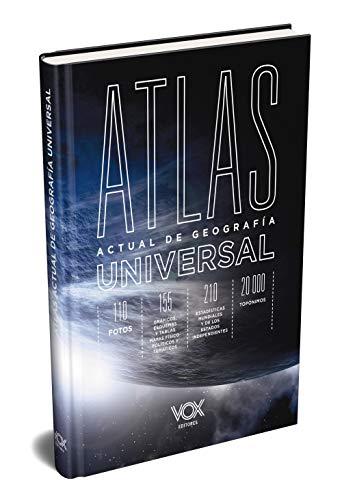 Atlas Actual de Geografía Universal Vox (Vox - Atlas)