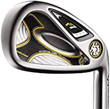 TaylorMade R7 Draw Single Iron 5 Iron TM T-Step 90 Steel Regular Right Handed 38.25in