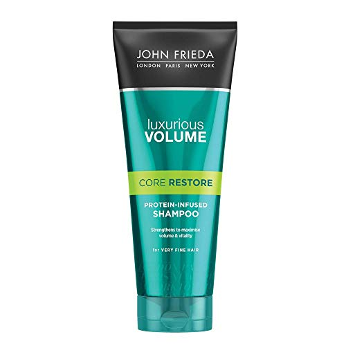 John Frieda Kracht en Volume Shampoo, 250ml