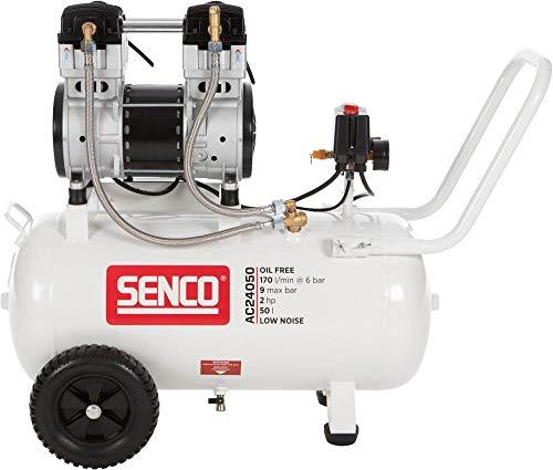 Senco AC24050 Compressor met stille opdruk