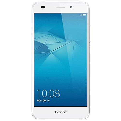 Huawei NEM-L21 Silver Honor 7 Lite LTE Dual SIM Smartphone 13,2 cm (5,2 Zoll) Android 6.0 Marshmallow 2 GB RAM Speicher Silber