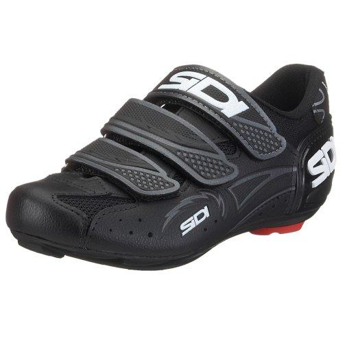 Sidi Zephyr 22029000, Sportschuhe - Radsport, schwarz, EU 37