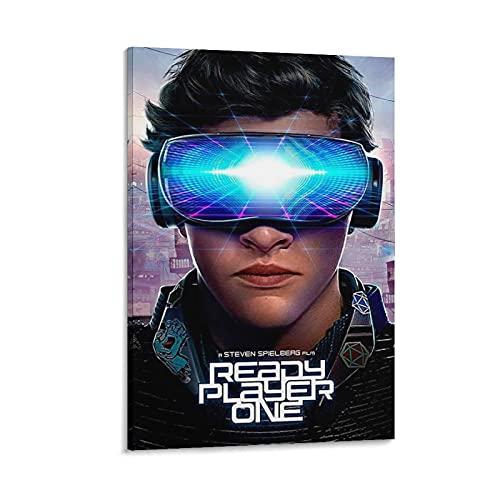 DIDIDIDI Póster de la película de ciencia ficción listo para el jugador...