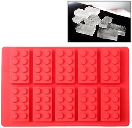 Pack Sacs de Fabrication de Glace jetables Pochette de gla/çons Auto-scellants pour Moule /à Glace Transparent DGdolph 10Pcs