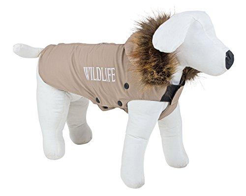 Kerbl 80609 Outdoor Hundemantel Wild Life braun, 30 cm