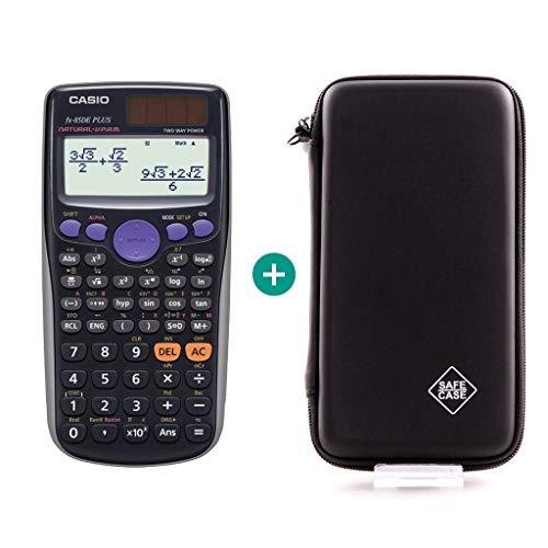 Casio FX-85DE Plus + Schutztasche