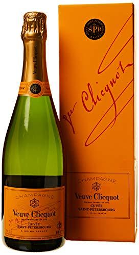"""Champagne """"Cuvée Saint Pétersbourg"""" Brut, Veuve Clicquot Ponsardin con astuccio - 750 ml"""