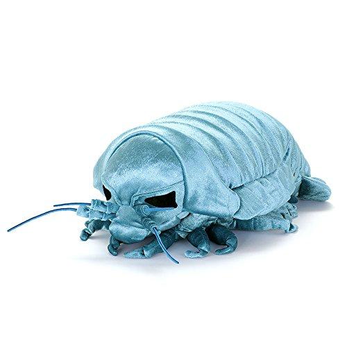 カロラータ ダイオウグソクムシ ぬいぐるみ (検針2度済み) 動物 [やさしい手触り] お人形 24cm×16cm×48cm