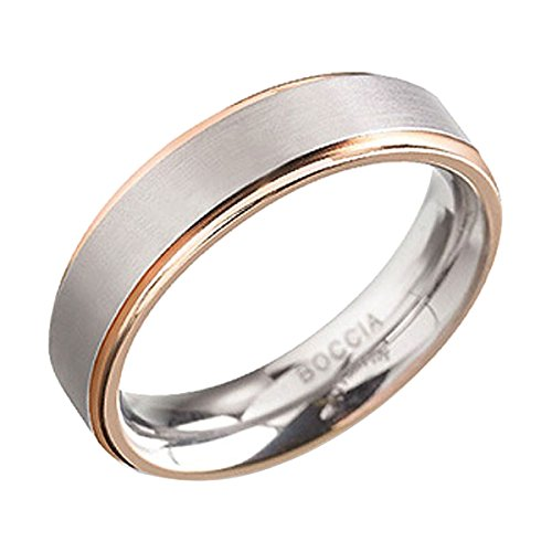 Boccia Damen-Ring Titan Gr. 55 (17.5) - 0134-0355