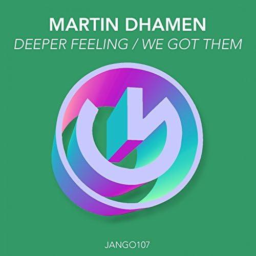 Martin Dhamen