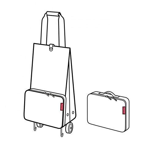 Reisenthel Folding Shopping Trolley -  Dots