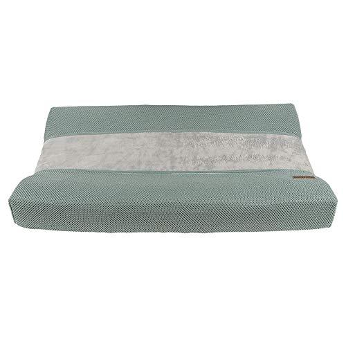 BO Baby's Only - Housse matelas à langer Classic - Stonegreen - 45x70 cm