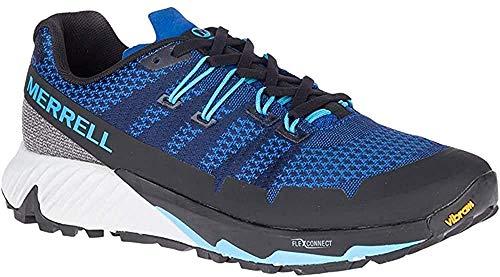MERRELL Agility Peak, Zapatillas Tiempo Libre y Senderismo Hombre, Cobalt (Multicolor)