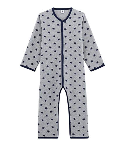 Petit Bateau Jungen COMBICHAUD_5248501 Einteiliger Schlafanzug, Mehrfarbig...