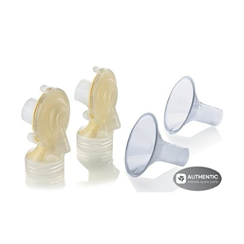 Medela Freestyle Spare Parts Kit With 24 mm (Med) PersonalFit Breastshields by Medela