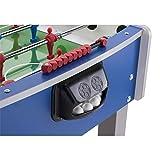 Zoom IMG-1 calciobalilla roberto sport bomber blu