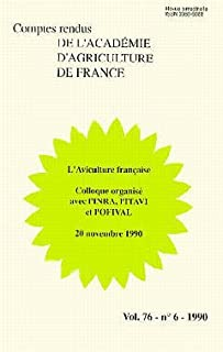 l'aviculture francaise t.76 n.6