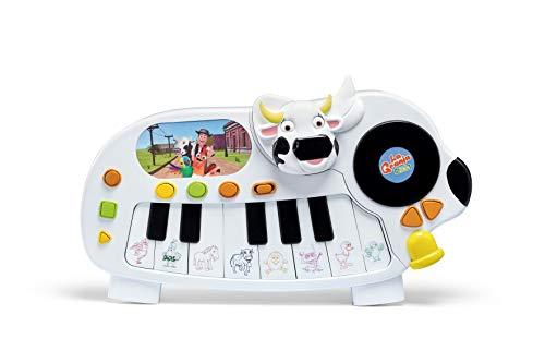 La Granja de Zenón - Teclado/Piano Electrónico Musimezclo Vaca Lola