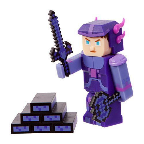 Terraria Shadow Armor Figure with Accessories