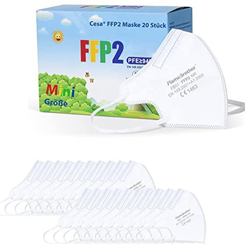 CESA kleine FFP2 Maske mini Mundschutz...