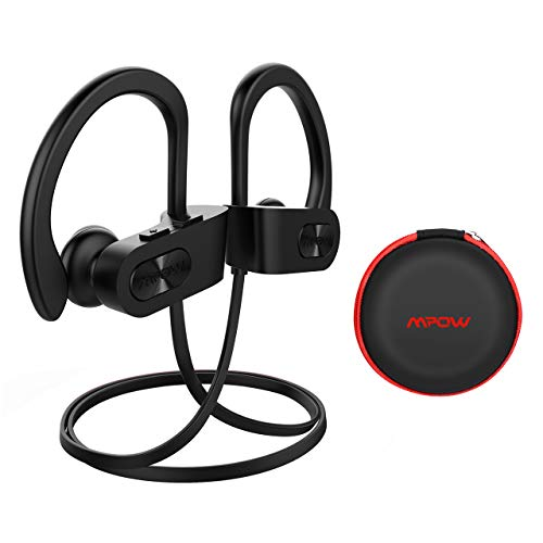 Mpow Wireless Headphones Bluetooth 5.0, Up to 9 Hrs Playing Time IPX7...