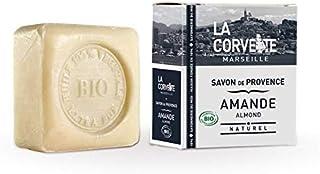 Organic Almond Soap- La Corvette- Savon de Marseille
