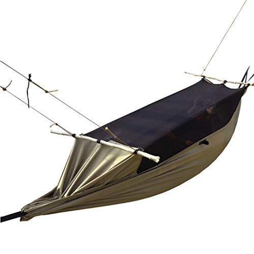 Gybai M21 Outdoor sports camping survivor portable mosquito hammock wearable tent 180-195cm hammock