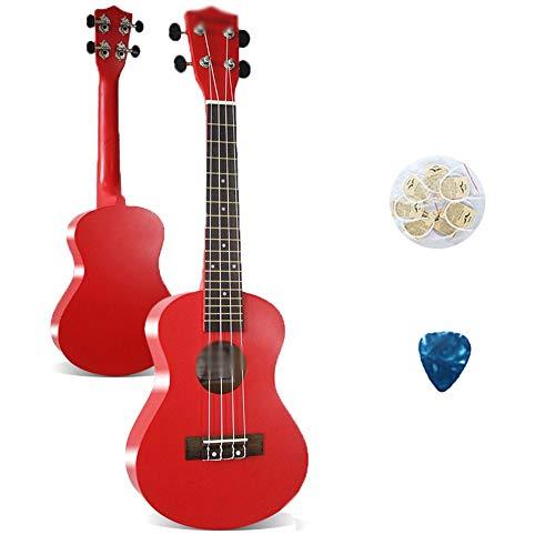 FELICIGG Principiantes de 23 pulgadas ukulele ukulele ukelele ...