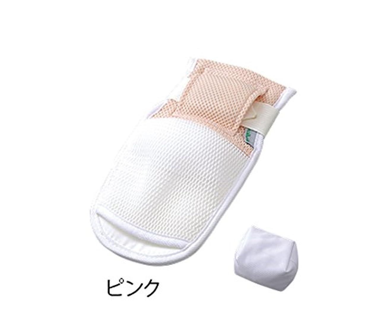 語配置歴史的ナビス(アズワン)8-2153-05抜管防止手袋TMT-SPPピンク295×145mm