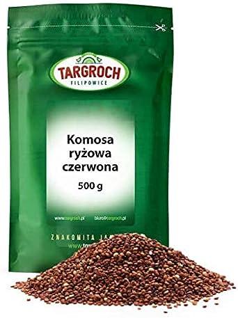Quinoa roja 500g - Targroch