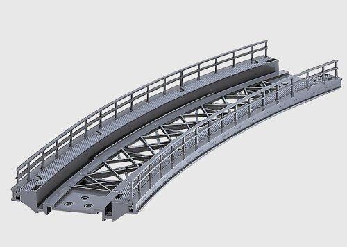 Märklin 7269 - Brücken - Rampenstück gebogen Radius 437,4 mm M